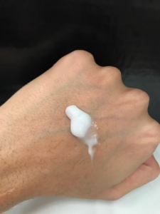 cerave lotion spreadability