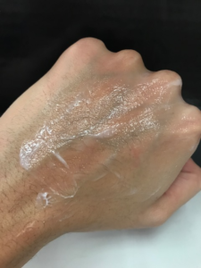 cerave lotion spread test