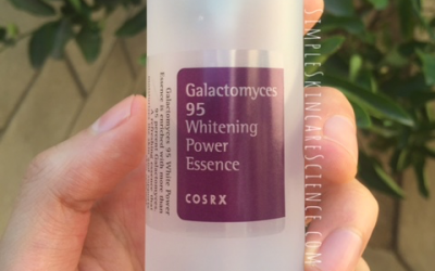 Cosrx Galactomyces 95 Whitening Power Essence Review: A Horror Story