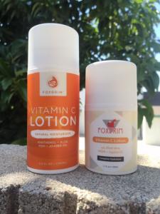 foxbrim vitamin c lotion