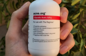 acne.org aha