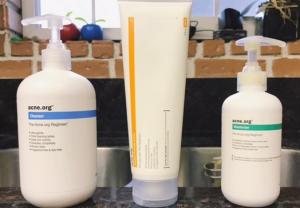 acne.org regimen