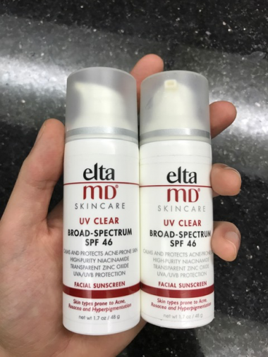 EltaMD UV Clear SPF 46 Review: The American Unicorn