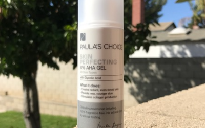 Paula's Choice 8% AHA Gel Review: A Beautiful Exfoliant