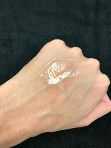 pixi glow tonic on skin