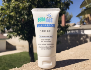 sebamed clear face gel