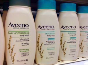 fragrance free skincare aveeno