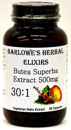barlowe's herbal elixirs butea superba