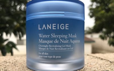 Laneige Water Sleeping Mask Review: Everything You Need to Know