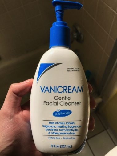 Vanicream Cleanser